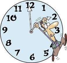 clock forward