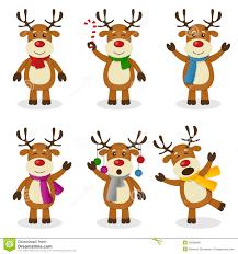 cartoon-reindeer